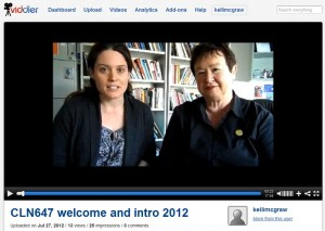 Watch welcome video from Helen and Kelli